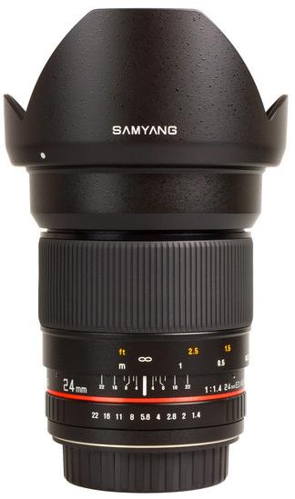 Samyang 24mm