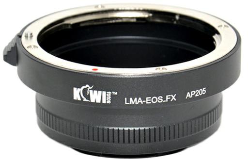 Kiwi Lens Mount Adapter Fujifilm