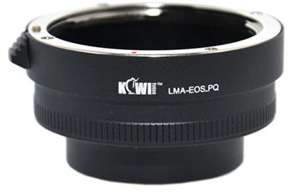 Kiwi Lens Mount Adapter Pentax