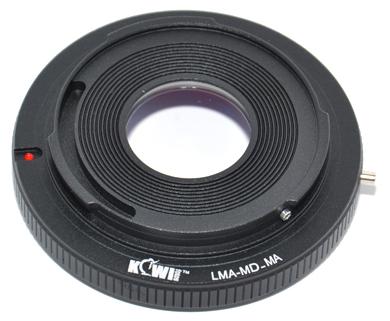 Kiwi Lens Mount Adapter Sony
