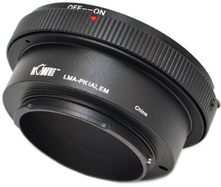 Kiwi Lens Mount Adapter Sony NEX
