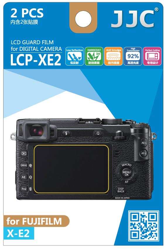 JJC LCD Bescherming Fujifilm