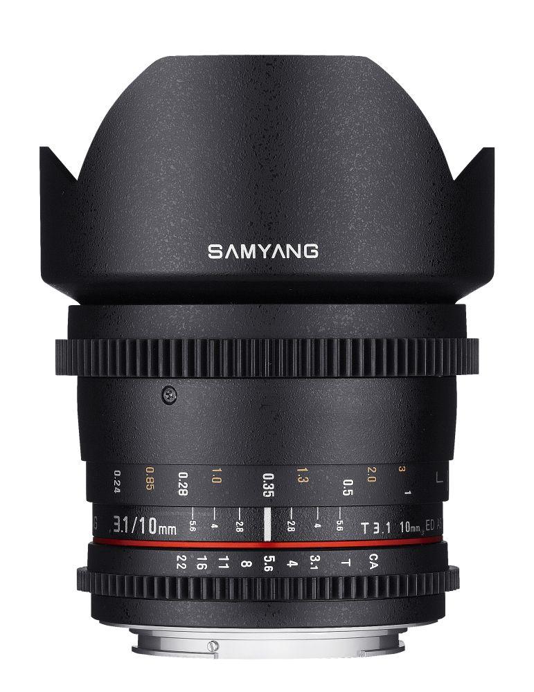 Samyang 10mm VDSLR