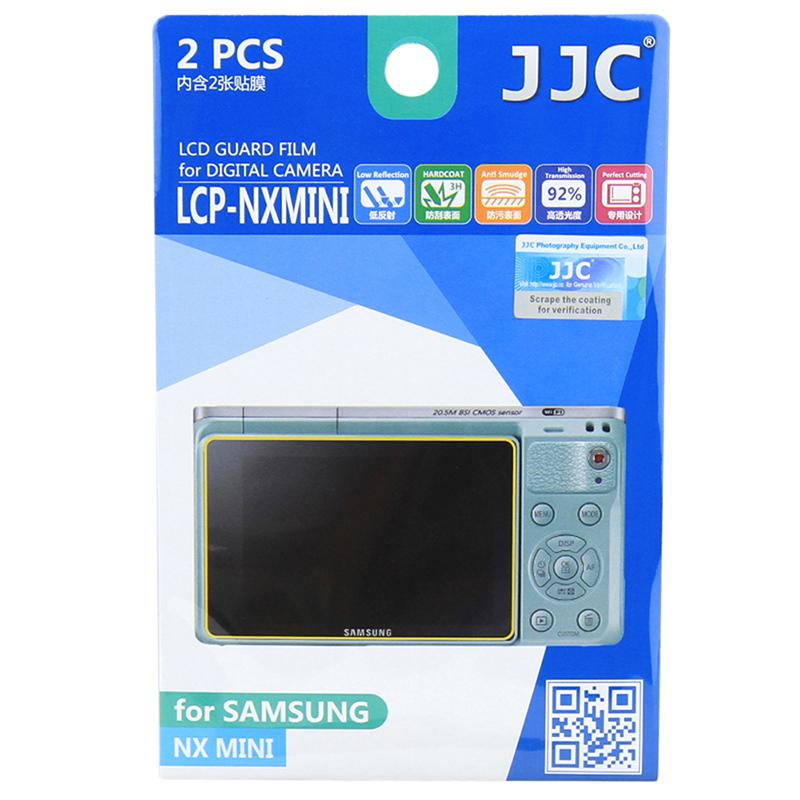 JJC LCD Bescherming Samsung