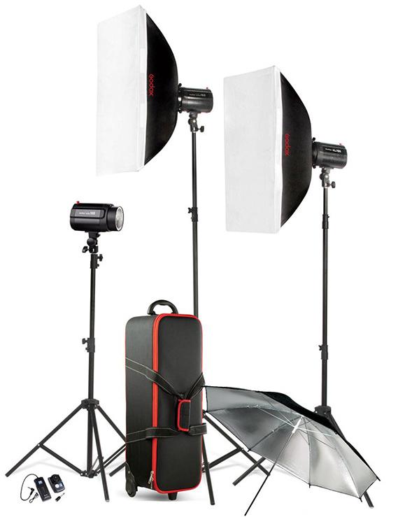 Godox Studio Flitssets Mini Pioneer
