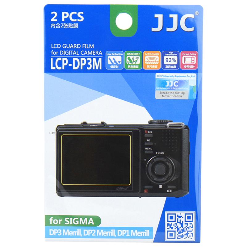 JJC LCD Bescherming Sigma