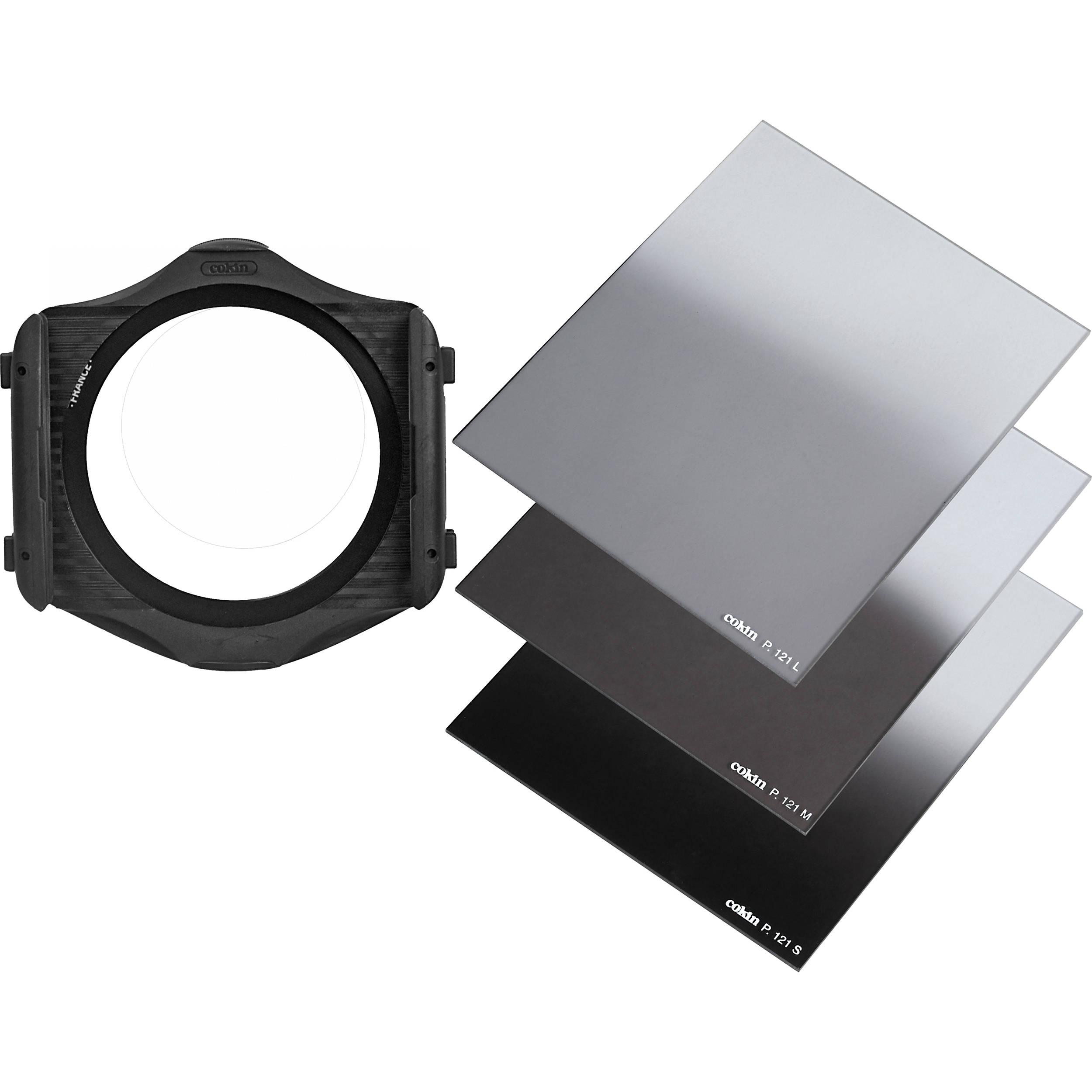 Cokin L Size (Z Series) Creative Filter Kits