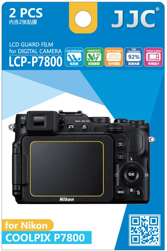 JJC LCD Bescherming Nikon Compact