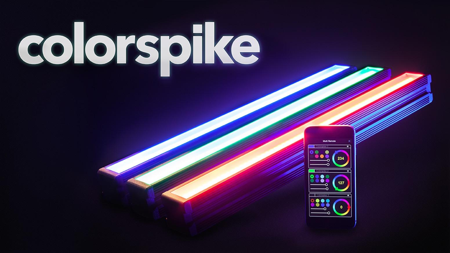 Colorspike