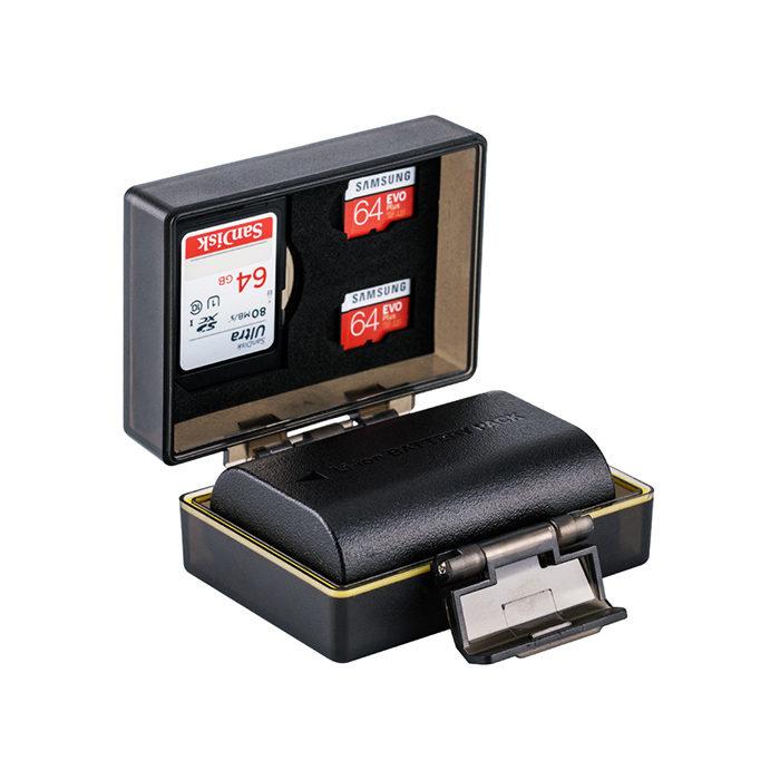 JJC Battery Cases