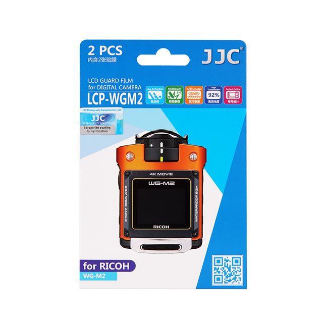 JJC LCD Bescherming Ricoh