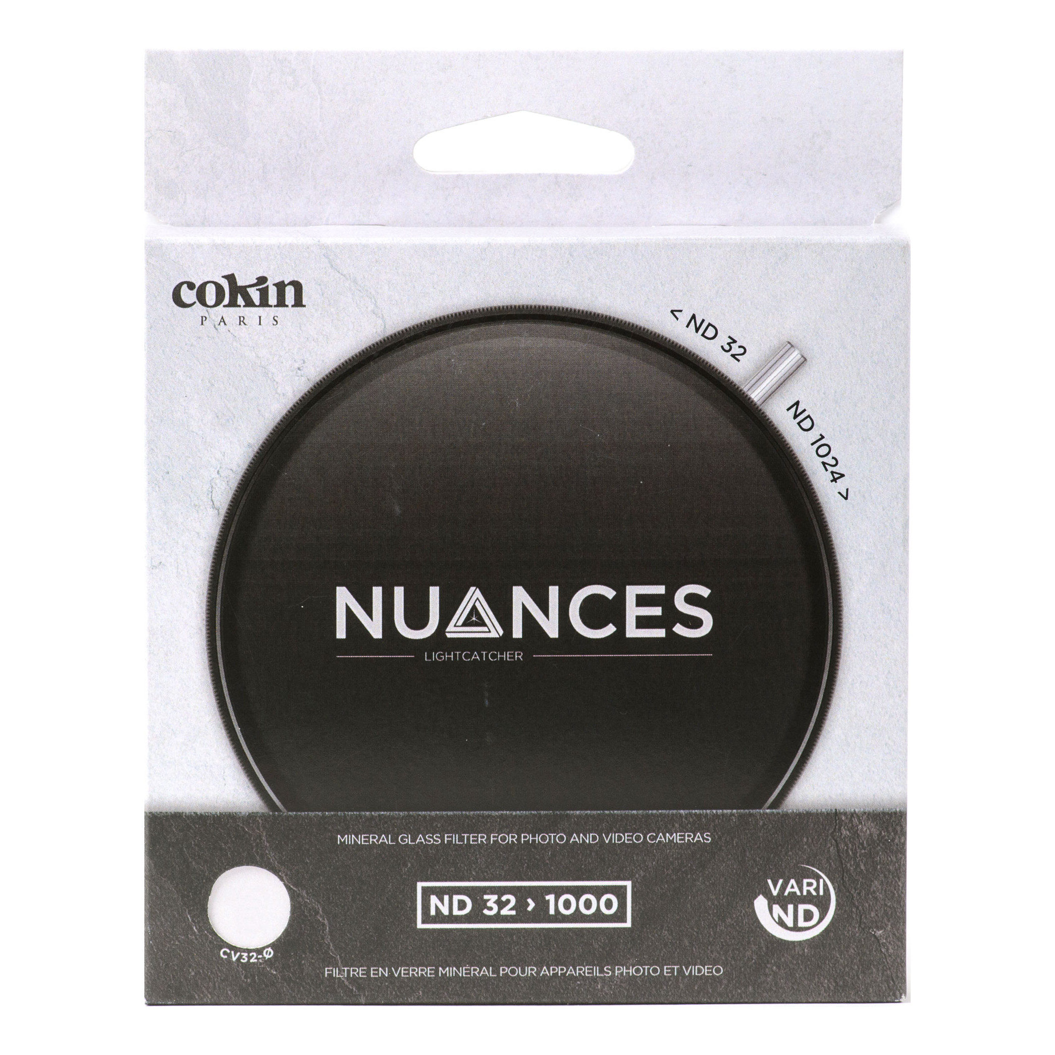 Cokin Round Nuances Variable ND Filters