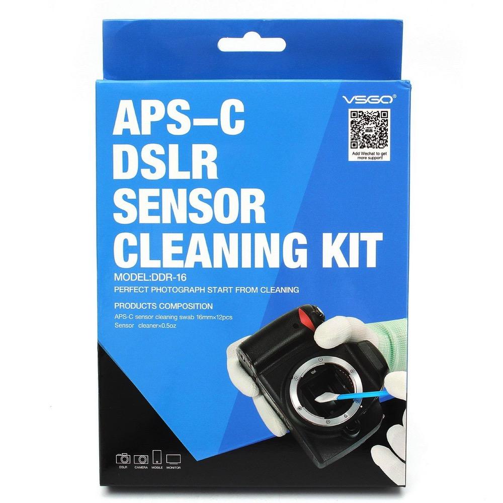 VSGO 16mm Sensor Cleaning