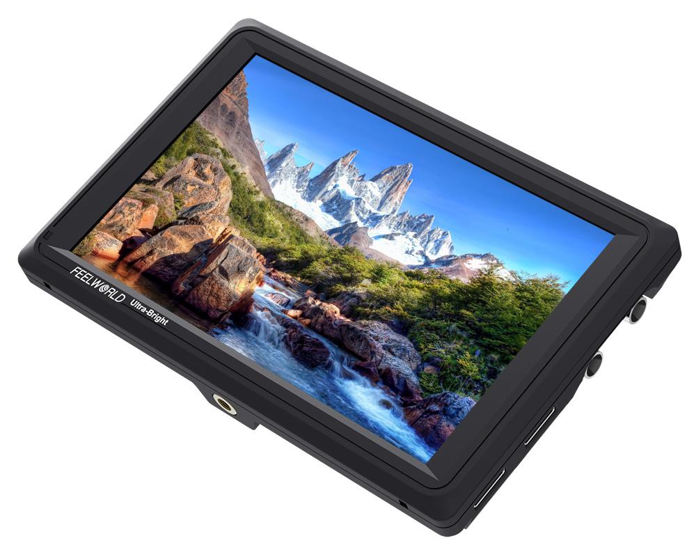 "Feelworld 7"" 4K FW279S Ultra Bright SDI Monitor"