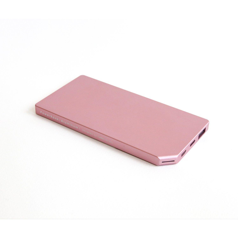Allocacoc  PowerBank Slim Aluminum 5000mAh PINK