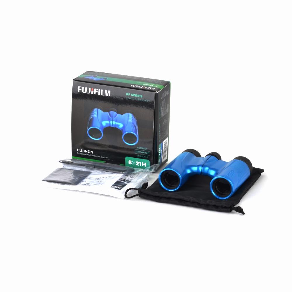 Fujifilm KF 8x21H Blauw
