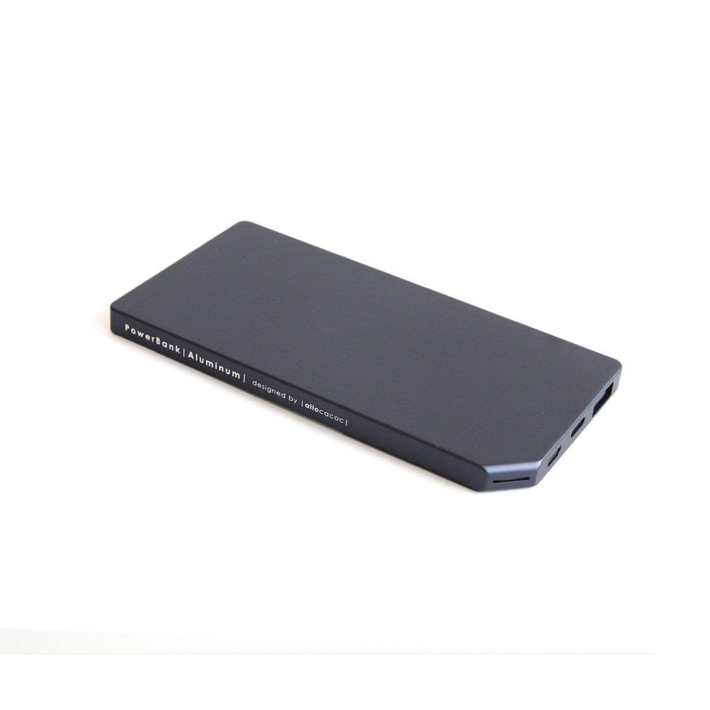 Allocacoc PowerBank Slim Aluminum 5000mAh GREY